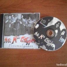 CDs de Música: AVE MARIA PUTISIMA- EXCOMULGADO.. Lote 146773478