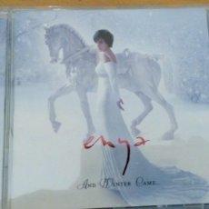 CDs de Música: ENYA AND WINTER CAME CD. Lote 146775590