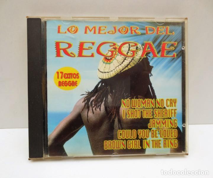 CD LO MEJOR DEL REGGAE (Música - CD's Reggae)