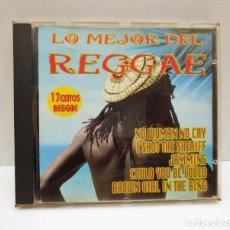 CDs de Música: CD LO MEJOR DEL REGGAE. Lote 146782354