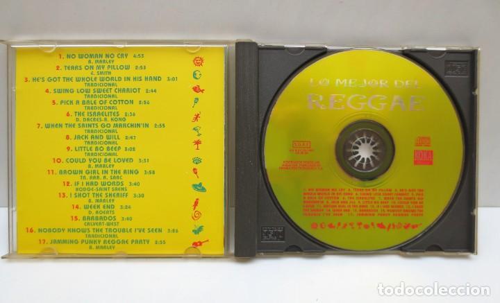 CDs de Música: CD LO MEJOR DEL REGGAE - Foto 2 - 146782354