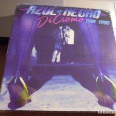 CDs de Musique: RAR BOX. AZUL Y NEGRO. DICROMO 1981-1986. DIGIPACK. SEALED. MINT. 6 CD'S. Lote 146786694