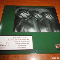 CDs de Música: ART OF NOISE MOMENTS IN LOVE EDICION LIMITADA Nº 3124 CD SINGLE DIGIPACK AÑO 2002 CONTIENE 4 TEMAS. Lote 146793074