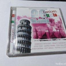 CDs de Música: 100 MEJORES CANCIONES DE ITAIA. OK RECORDS.. Lote 146807614