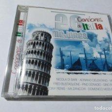 CDs de Música: 100 MEJORES CANCIONES DE ITAIA. OK RECORDS.. Lote 146807650