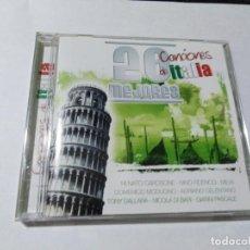 CDs de Música: 100 MEJORES CANCIONES DE ITAIA. OK RECORDS.. Lote 146807750