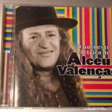 CDs de Música: ALCEU VALENÇA - O NORDESTE ELÉTRICO DE ALCEU VALENÇA. Lote 146826298