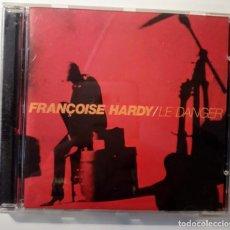 CDs de Música: CD FRANÇOIS HARDY - LE DANGER. Lote 146880354