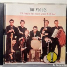 CDs de Música: CD THE POGUES - IF I SHOULD FALL FROM GRACE WITH GOD. Lote 146880586