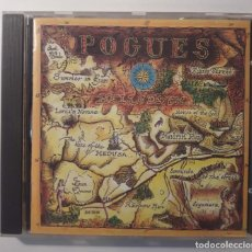 CDs de Música: CD THE POGUES - HELL'S DITCH. Lote 146880694