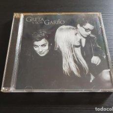 CDs de Música: GRETA Y LOS GARBO - CD ALBUM - VIRGIN - 1997. Lote 146890274