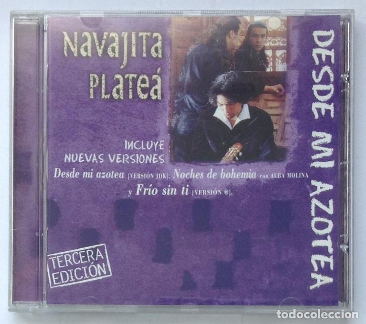 NAVAJITA PLATEÁ DESDE MI AZOTEA TERCERA EDICIÓN (Música - CD's World Music)