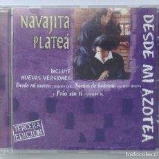 CDs de Música: NAVAJITA PLATEÁ DESDE MI AZOTEA TERCERA EDICIÓN. Lote 146894526