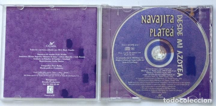 CDs de Música: Navajita Plateá Desde mi azotea Tercera edición - Foto 2 - 146894526