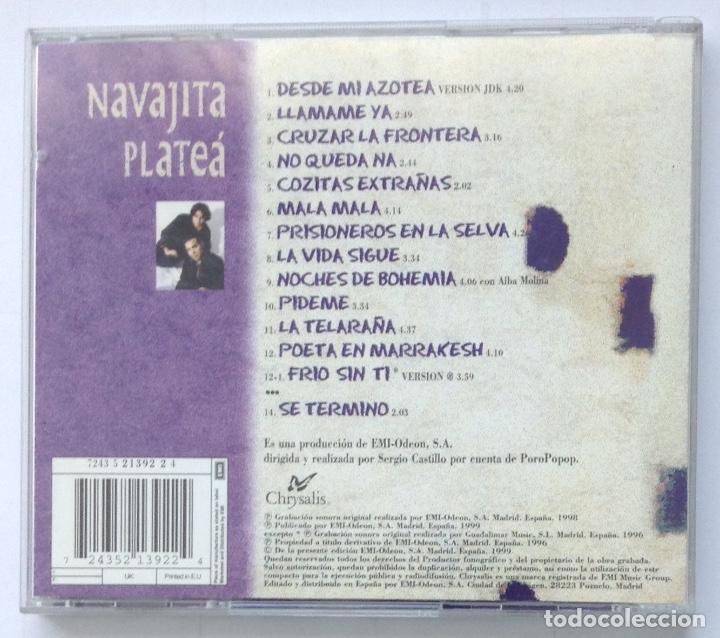 CDs de Música: Navajita Plateá Desde mi azotea Tercera edición - Foto 3 - 146894526