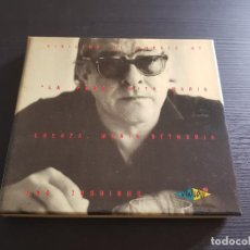 CDs de Música: VINICIUS DE MORAES AT LA FUSA - DOBLE CD ALBUM - UBATUQUI - 1992. Lote 146896498