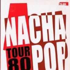 CDs de Música: NACHA POP TOUR 80/08 REINICIANDO ( 2 CD + 1 DVD). Lote 146914434