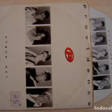 CDs de Música: PROVIDENCE - SIGUE ASI - CD SINGLE PROMOCIONAL 1996 - MAX MUSIC. Lote 146920418