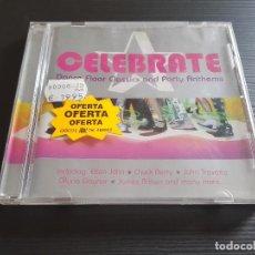 CDs de Música: CELEBRATE - DANCE FLOOR CLASSICS - CD ALBUM - SPECTRUM - 2001. Lote 146922474