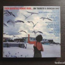 CDs de Música: CIEN GAVIOTAS DONDE IRÁN ... - UN TRIBUTO A DUNCAN DHU - CD ALBUM - DRO - 2005. Lote 146924810