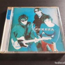 CDs de Música: PEREZA - CD ALBUM - BMG - 2001 - LEIVA. Lote 146930906