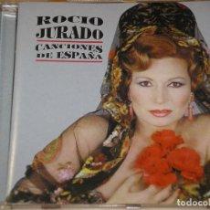 CDs de Música: ROCÍO JURADO, CANCIONES DE ESPAÑA, CD. Lote 146933798