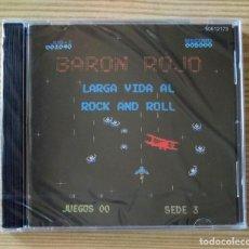 CDs de Música: BARÓN ROJO - LARGA VIDA AL ROCK AND ROLL CD NUEVO Y PRECINTADO - HEAVY METAL. Lote 146939010