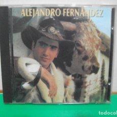 CDs de Música: ALEJANDRO FERNANDEZ CD 1992 SONY NUEVO¡¡. Lote 146940426