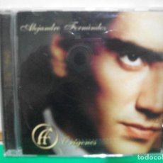 CDs de Música: ALEJANDRO FERNANDEZ ORIGENES CD ALBUM NUEVO¡¡. Lote 146941486