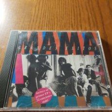 CDs de Música: MAMÁ. GRANDES ÉXITOS. JOSE MARÍA GRANADOS. NACHA POP. LOS SECRETOS. MOVIDA. Lote 146947781