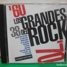 CDs de Música: LOS GRANDES DEL ROCK SUPÈRSTITION JEFF BECK CD ALBUM . Lote 148247677
