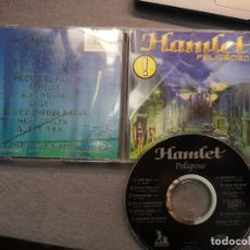 CDs de Música: CD ROCK HEAVY METAL HAMLET PELIGROSO . Lote 146958070