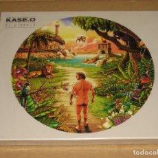 CDs de Música: (SIN ABRIR) KASE.O – EL CÍRCULO (DIGIPACK) ___VIOLADORES DEL VERSO - DOBLE V. Lote 146996010