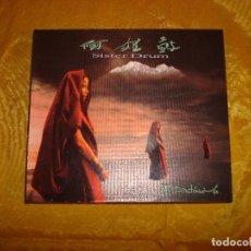 CDs de Música: DADAWA. SISTER DRUM. CD DIGIPACK + LIBRETO. EDT. TAIWAN, 1995. IMPECABLE (#). Lote 147058938