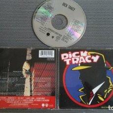 CDs de Música: CD DICK TRACY BSO. BANDA SONORA . Lote 147084174