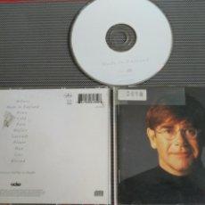 CDs de Música: CD ELTON JOHN 11 TEMAS ALBUM. Lote 147087174