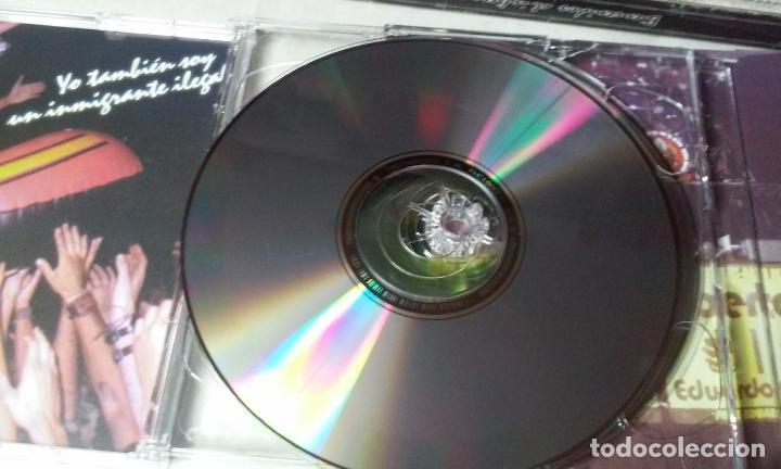 CDs de Música: LOS MUERTOS DE CRISTO EN DIRECTO - BIENVENIDOS AL INFIERNO - CAJA CARTON CON DOBLE CD ROCK + LIBRETO - Foto 6 - 147091878