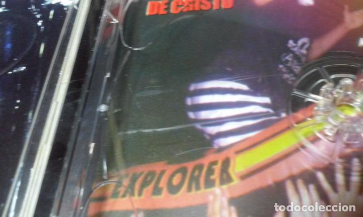 CDs de Música: LOS MUERTOS DE CRISTO EN DIRECTO - BIENVENIDOS AL INFIERNO - CAJA CARTON CON DOBLE CD ROCK + LIBRETO - Foto 10 - 147091878