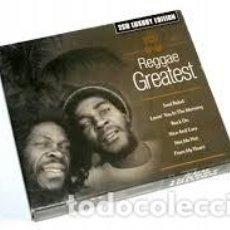 CDs de Música: REGGAE GREATEST 2CDS LUZURY EDITION 3898182. Lote 147095970