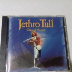 CDs de Música: JETHRO TULL. ORIGINAL MASTERS. EN PERFECTO ESTADO.. Lote 147109774