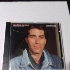 CDs de Música: JOAQUIN SABINA. PONGAMOS QUE HABLO DE MADRID. EN PERFECTO ESTADO.. Lote 147109942