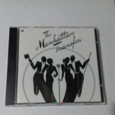 CDs de Música: THE MANHATTAN TRANSFER. EN PERFECTO ESTADO.. Lote 147110222