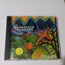 CDs de Música: THE MANHATTAN TRANSFER. BRASIL. EN PERFECTO ESTADO.. Lote 147110230