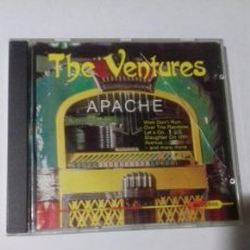 CDs de Música: THE VENTURES. APACHE. EN PERFECTO ESTADO.. Lote 147110626