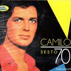 CDs de Música: CAMILO SESTO - CAMILO 70 DEL AÑO 2017 MÉXICO (2XCD'S + DVD, MUY RARO) SELLADO. Lote 147110690