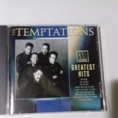 CDs de Música: THE TEMPTATIONS. GREATEST HITS. EN PERFECTO ESTADO.. Lote 147110710