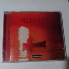 CDs de Música: MEMORIES. RUBY TUESDAY. EN PERFECTO ESTADO.. Lote 147110746