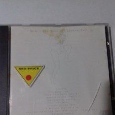 CDs de Música: JETHRO TULL - M.U. THE BEST OF JETHRO TULL. EN PERFECTO ESTADO.. Lote 147110762