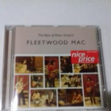 CDs de Música: THE BEST OF PETER GRENS. FLEETWOOD MAC. EN PERFECTO ESTADO.. Lote 147110958