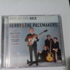 CDs de Música: THE BEST OF 60S. GERRY & THE PACEMAKERS. EN PERFECTO ESTADO.. Lote 147110962